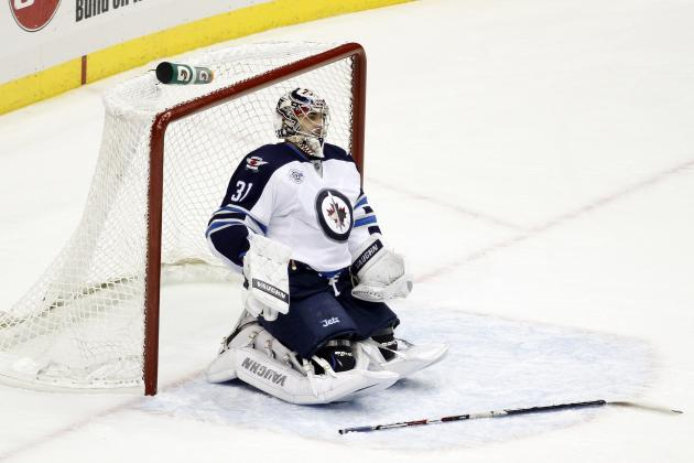Winnipeg Jets Find Scoring Touch but Can't Beat Pittsburgh Penguins