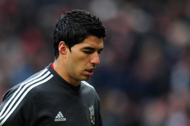 Liverpool FC: Why Luis Suarez Was Right Not to Shake Patrice Evra's Hand