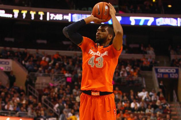 Syracuse vs. UConn: Orange Win Makes Great Impression on Nerlens Noel