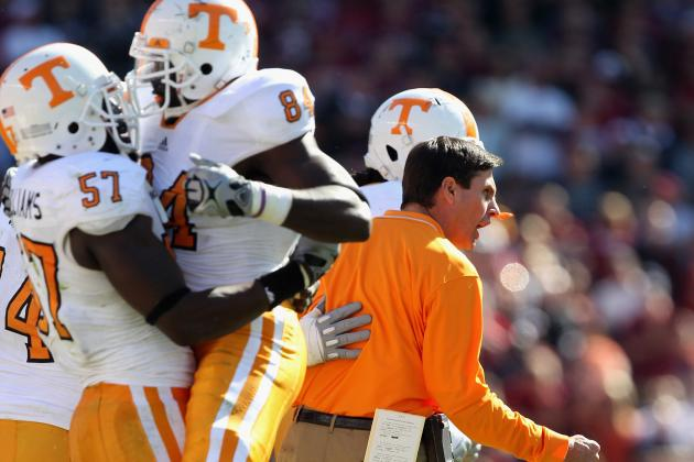 Tennessee Volunteers Football: The Big Orange Crystal Ball for 2012