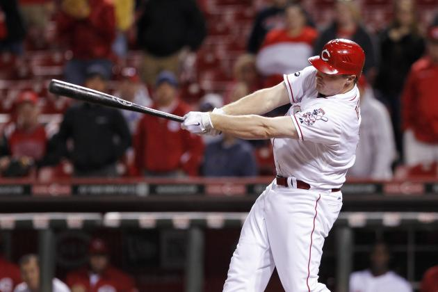 Jay Bruce: How Good Is the Cincinnati Reds Outfielder Going to Be?
