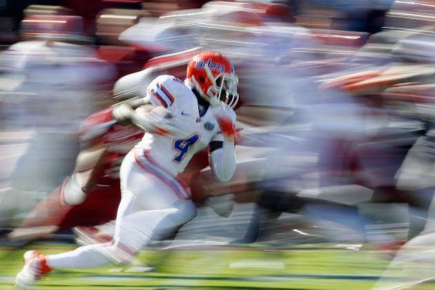 Florida Gators Football: Will UF's 2013 Signing Class Be Heavy on Receivers?
