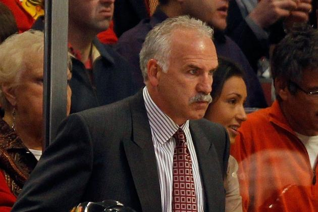 Chicago Blackhawks: Is It Time to Fire Joel Quenneville?