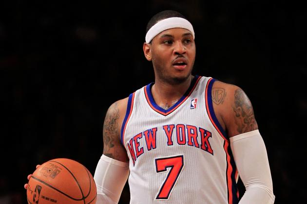 Carmelo Anthony Needs to Become the Third Option for the New York Knicks