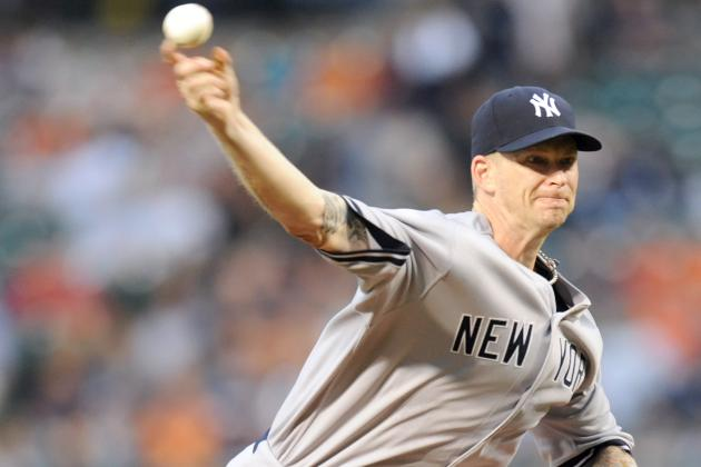 New York Yankees Trading A.J. Burnett Has Nothing to Do with Signing DH