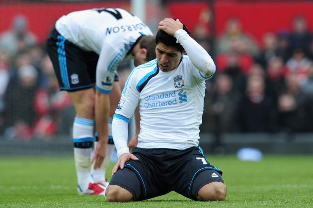 Luis Suarez: Handshake Snub Has Embarrassed Himself and Undermined Liverpool FC