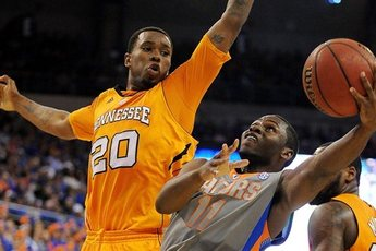 Tennessee Volunteers Basketball: Win Versus Gators Gives Tennessee Life