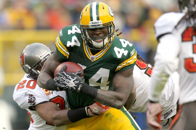 Green Bay Packers: Why James Starks Isn't the Answer at RB