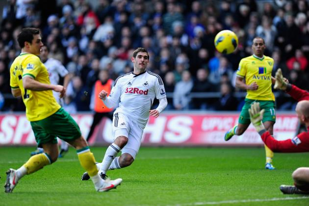 Norwich City Win Away 3-2 Against Swansea for the First Time Since 1962