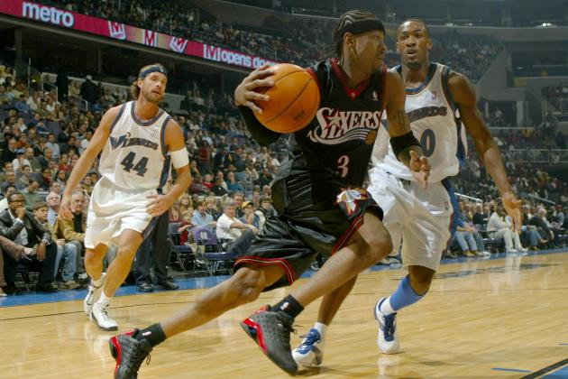 LA Lakers Rumors: Lakers Have Everything to Lose by Pursuing Iverson, Arenas