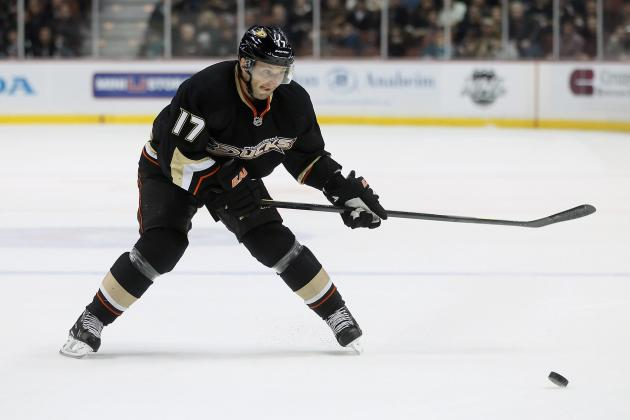 NHL Trade Rumors: Lubomir Visnovsky and Defenders Sure to Be Moved