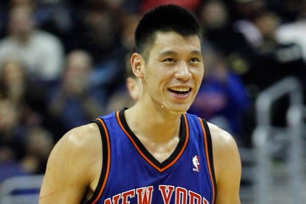 "Jerry West on Jeremy Lin: ""My God, He's a Tremendous Player"""
