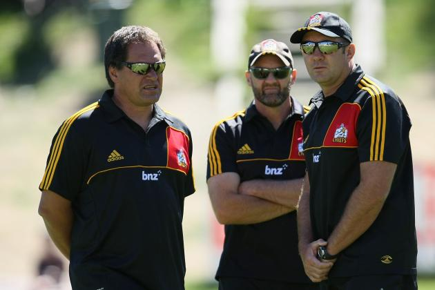 Super Rugby: Under Dave Rennie, a New Era of Chiefs Rugby Begins