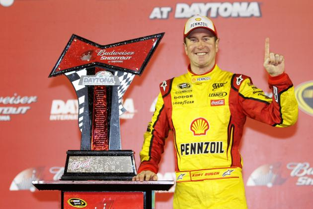 2012 NASCAR Budweiser Shootout: Changes, Stats and Facts