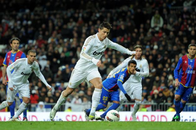 La Liga: Levante Unable to Contain Cristiano Ronaldo in 4-2 Loss to Real Madrid