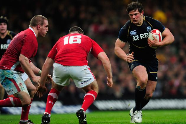 2012 Six Nations Rugby: Second Half Letdown Dooms Scotland Against Wales