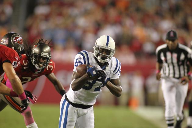 NFL Free Agency: Reggie Wayne Could End Up with the New England Patriots