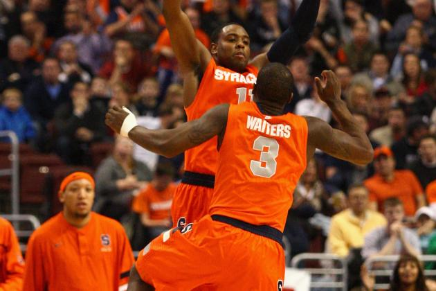Syracuse Orange Face Their Toughest Challenge This Year with Louisville