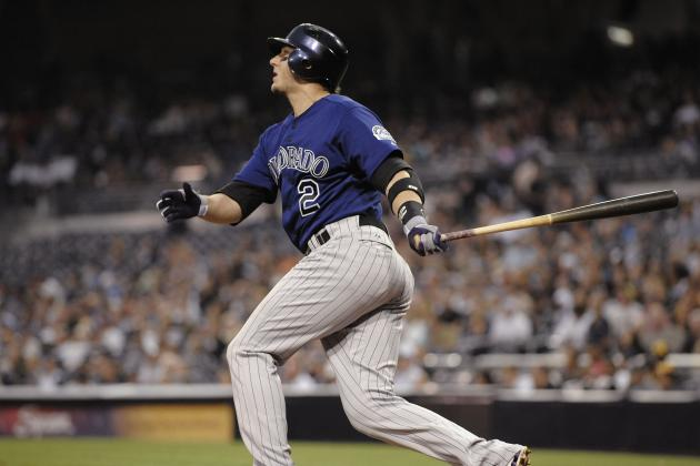 2012 MLB Fantasy Baseball Shortstop Rankings