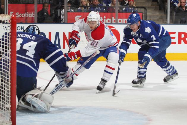 Leafs Trade Deadline 2012:  Should Getting a Starting Goalie Be a Priority?