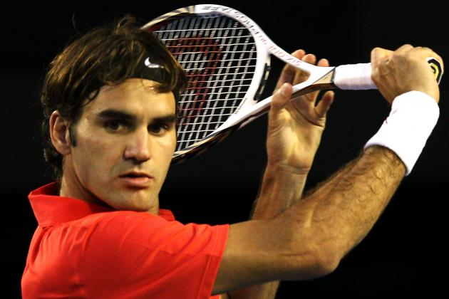 Federer Is Still the Man: Anniversary of Roger as Numero Uno