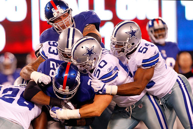 Why Bruce Carter Can Give the Dallas Cowboys Best NFC Linebackers