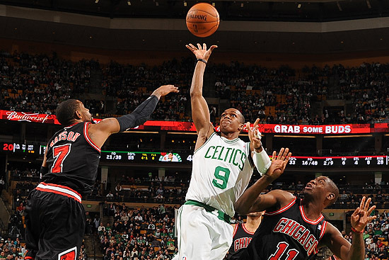 NBA Highlights: Rondo's Triple-Double Leads Celtics Past Bulls