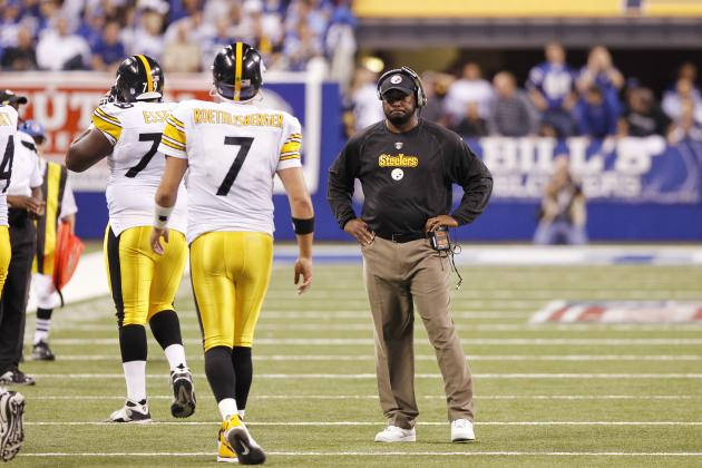Ben Roethlisberger, Pittsburgh Steelers Brass Need to Get on Same Page