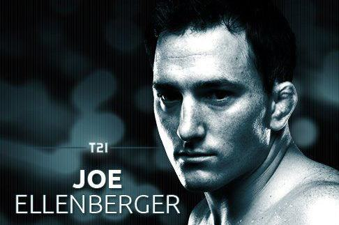 Joe Ellenberger Talks His Rare Blood Disease, Titan Fighting 21, and Family