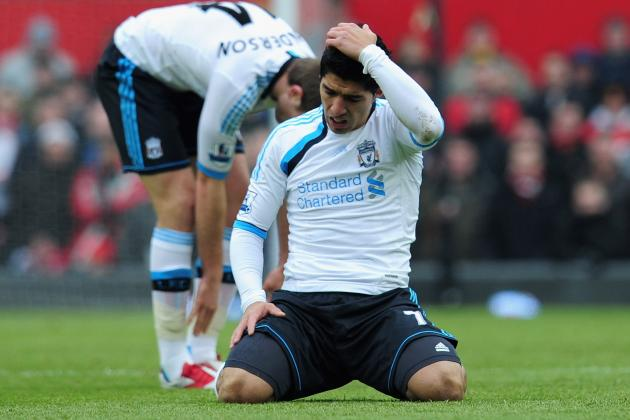 Luis Suarez: When Will Liverpool Fans Realize That He Is the Problem?