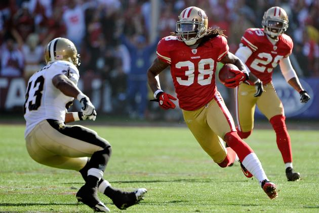 Free Agency 2012: Potential New Orleans Saints Safety Dashon Goldson Profile