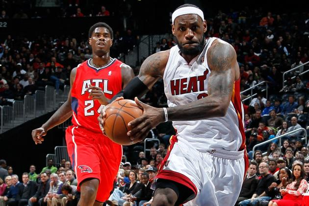 Miami Heat: LeBron, Wade, Bosh Dominate Another Top Team in the East