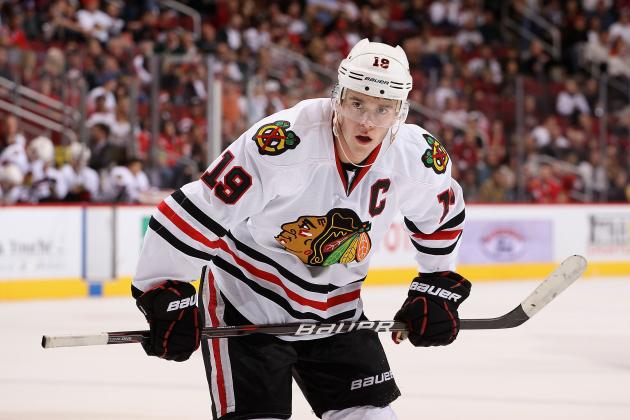 Why Jonathan Toews Must Replace Sidney Crosby as the Face of the NHL