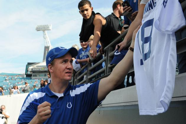 Indianapolis Colts Must Avoid Brett Favre Scenario with Peyton Manning