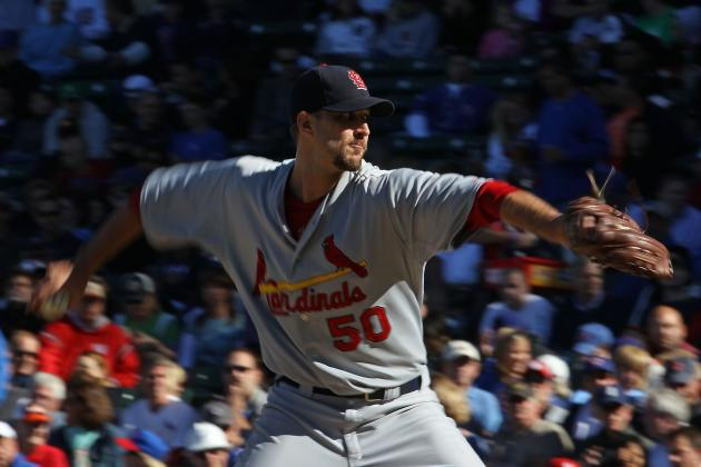 Adam Wainwright Key to St. Louis Cardinals in Post-Albert Pujols Era