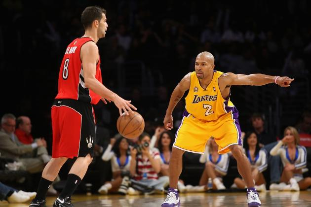 Los Angeles Lakers: Mediocre Road Trip Exposes Glaring Weakness at the Point