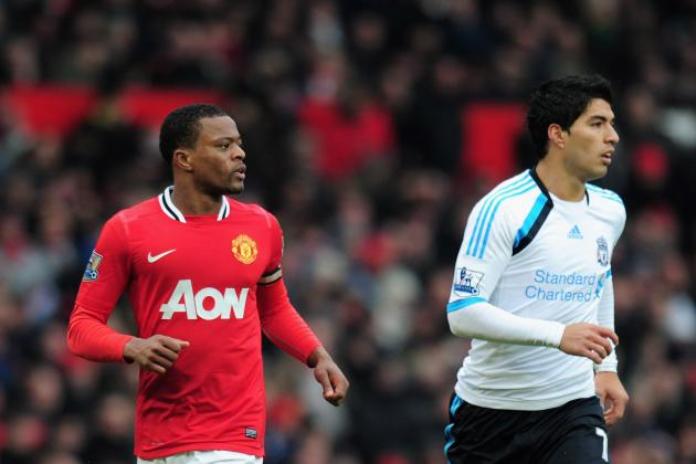 Luis Suarez vs. Patrice Evra: Why It's Time to Bury the Hatchet and Kick on