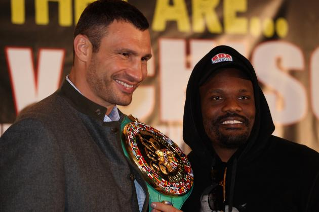 Klitschko vs. Chisora: Preview, Start Time, Live Streaming and TV Info