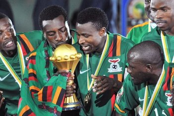 African Nations Cup: Proud Zambia Get Perfect Ending with First AFCoN Trophy