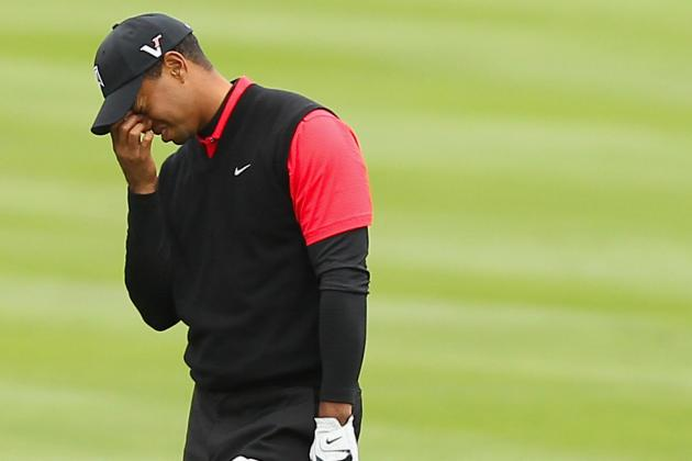 Tiger Woods at Pebble Beach: Phil Mickelson Shoots 64, Woods Not Quite Ready