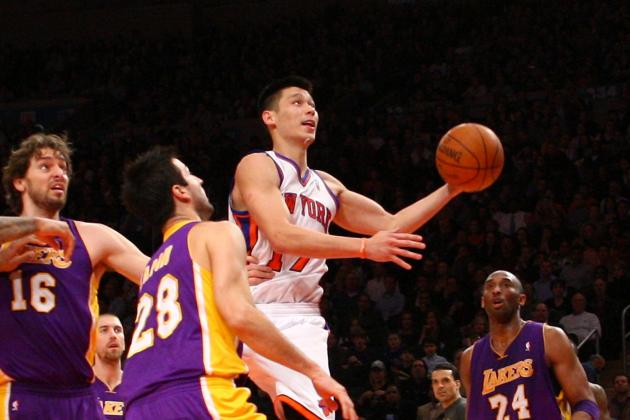 Jeremy Lin of the New York Knicks: The Natural