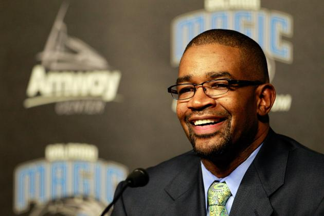 Orlando Magic: GM Otis Smith's Future Tied to Dwight Howard