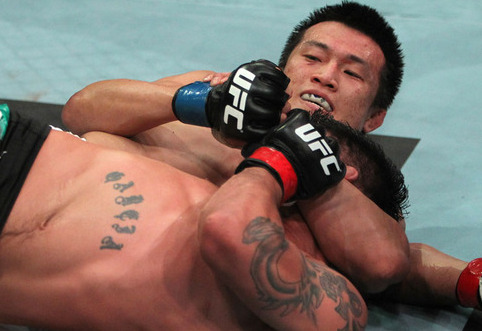 Dustin Poirier vs. Chan Sung-Jung to Headline UFC on Fuel 3