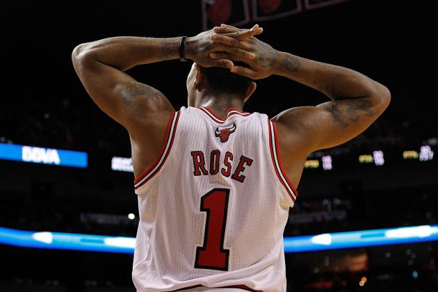 Derrick Rose: What Does His Injury Mean for the Chicago Bulls?