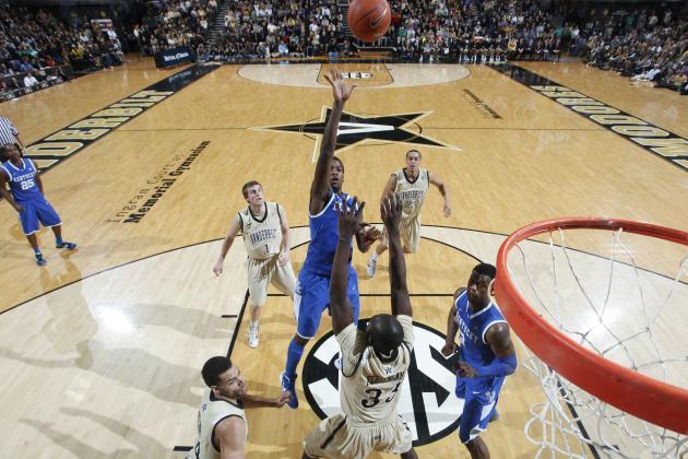 Vanderbilt Commodores vs. Kentucky Wildcats Recap