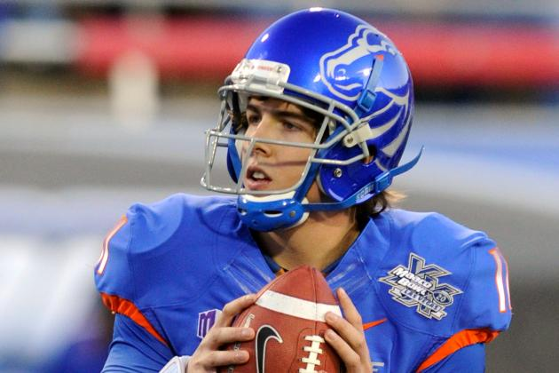 NFL Combine 2012: Kellen Moore and QBs Who Have to Prove Their Worth