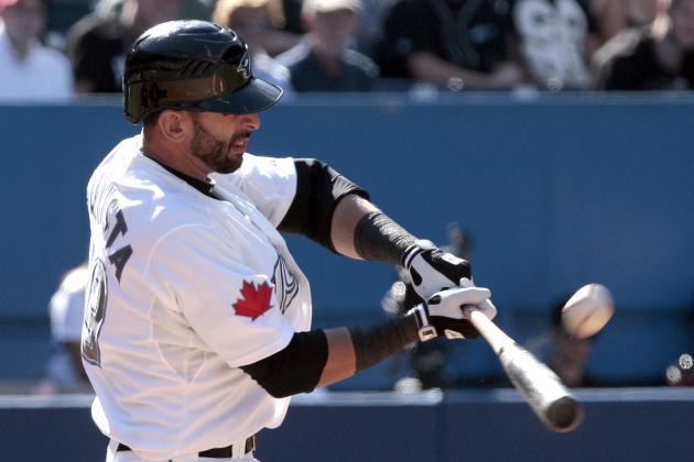 Fantasy Baseball 2012 Rankings: Top 40 Outfielders (#1-20)