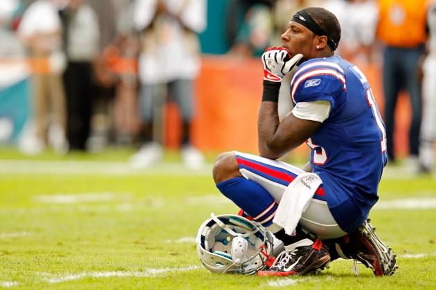 2012 NFL Free Agents: Buffalo Bills Could Target These Young Wide Receivers