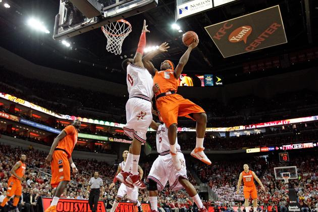 Syracuse vs. Louisville: TV Schedule, Live Stream, Spread Info and More