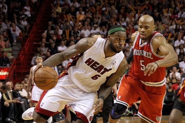 Miami Heat vs. Milwaukee Bucks:  TV Schedule, Live Stream, Spread Info and More